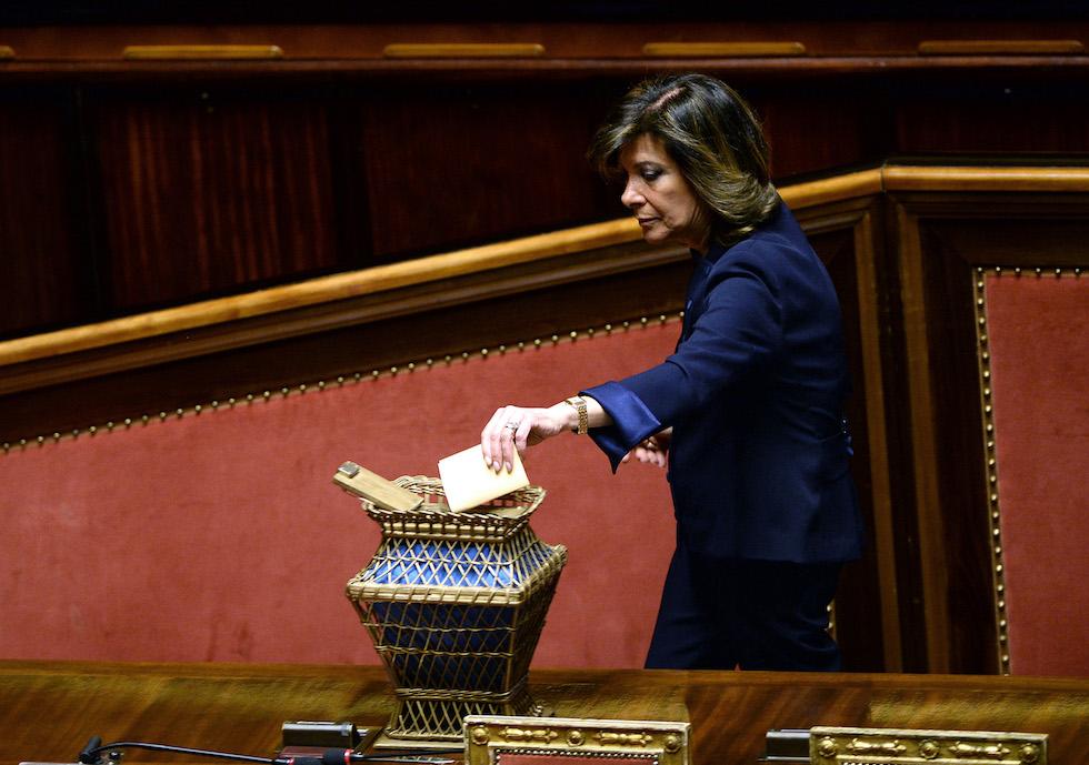 Elisabetta Casellati, la nuova presidente del Senato, è contraria a matrimonio egualitario e omogenitorialità