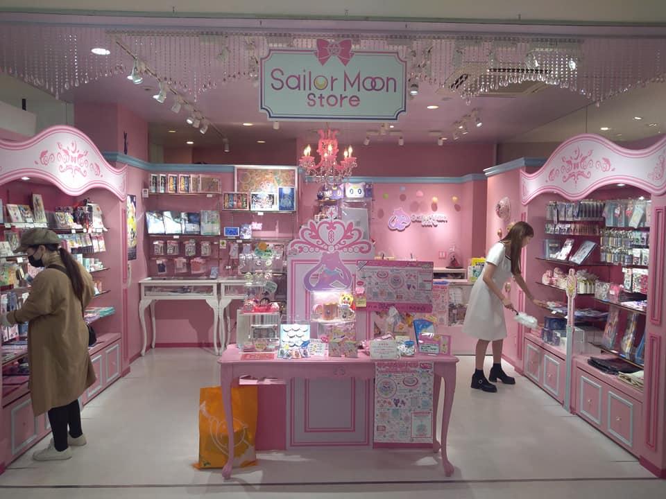 Siamo stati al museo di Sailor Moon a Tokyo