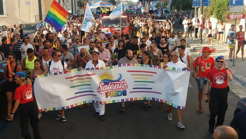 Salento Pride: sabato approda a Gallipoli la marcia contro tutte le discriminazioni