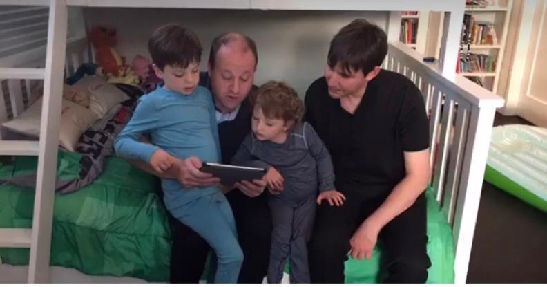 Jared Polis, il nuovo governatore gay del Colorado, e la sua famiglia rainbow: è la prima volta in USA