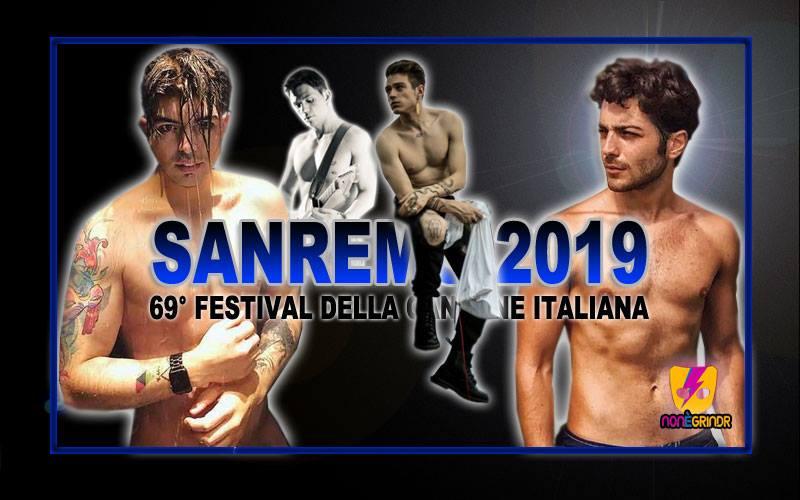 Sanremo 2019: tutte le indiscrezioni sugli uomini in lizza per la partecipazione