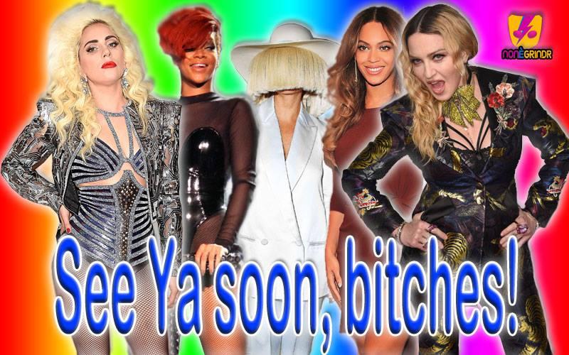 Madonna, Lady Gaga, Sia, Rihanna: tutte le regine del pop attese nel 2019