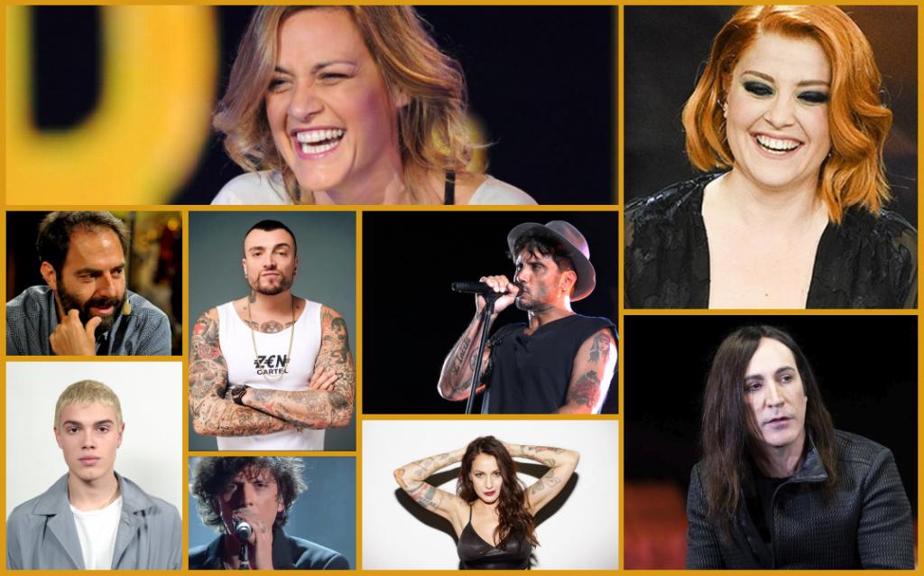 Sanremo 2019 – I duetti della serata di venerdì: tornano Meta e Moro