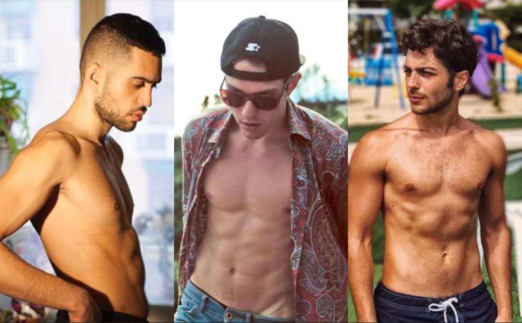 Sanremo 2019: le foto degli uomini più sexy