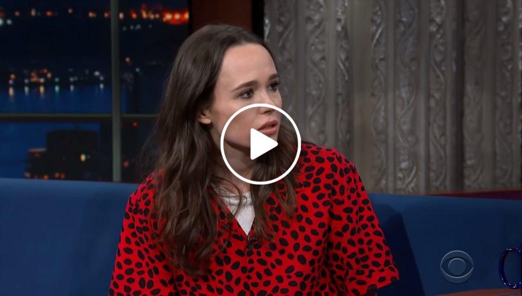 Ellen Page si scaglia contro le politiche anti-LGBT di Trump e Pence – Video