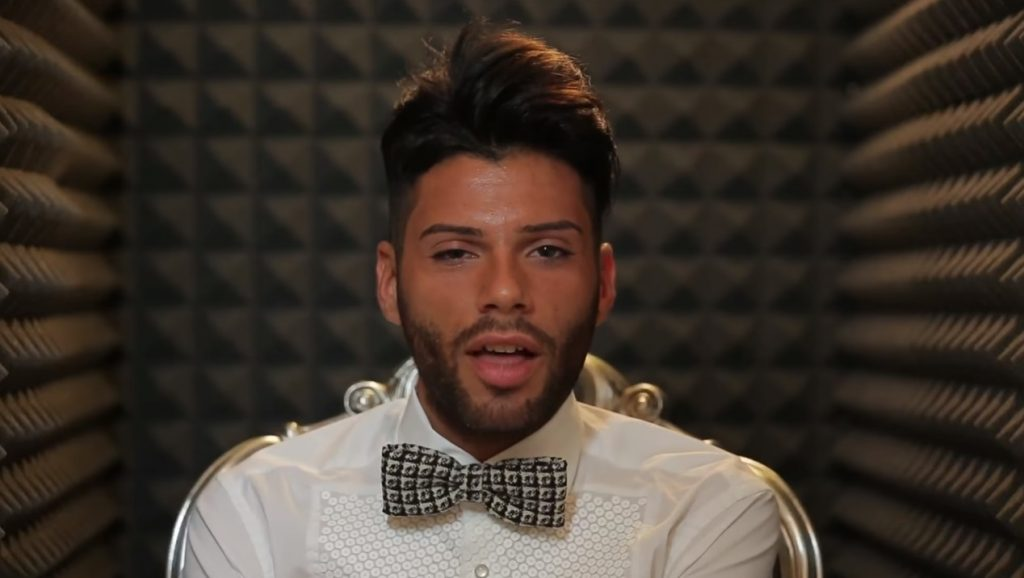 Federico Lauri, aka Federico Fashion Style, è gay?