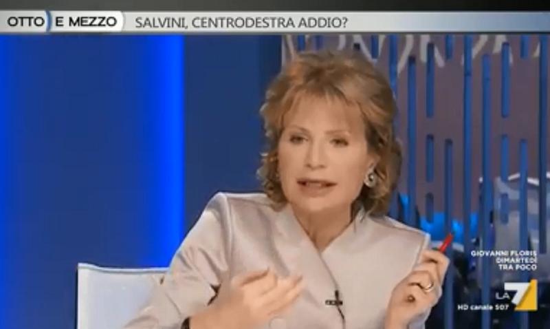 Congresso Famiglie, Lilli Gruber zittisce Giorgia Meloni: «Lo dice a qualcun altro»