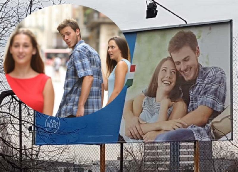 L'epic fail di Orbán che pubblicizza la famiglia tradizionale con un meme fedifrago
