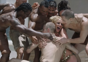 "Britney Spears, leakato il video originale ""troppo hot"" di Make Me…"