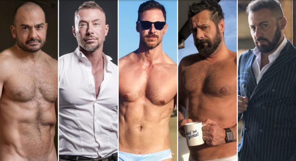 10 daddy sexy e italiani da seguire su Instagram