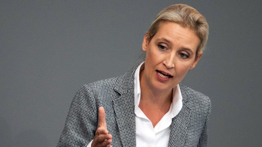 Alice Weidel, l'alleata di Salvini alle Europee, è lesbica e ha due figlie