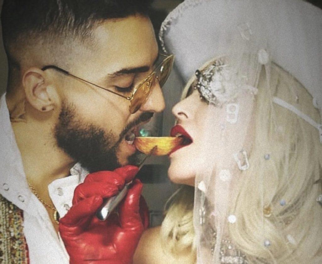 """Ascolta """"Medellin"""", il nuovo singolo di Madonna in collaborazione con Maluma"""