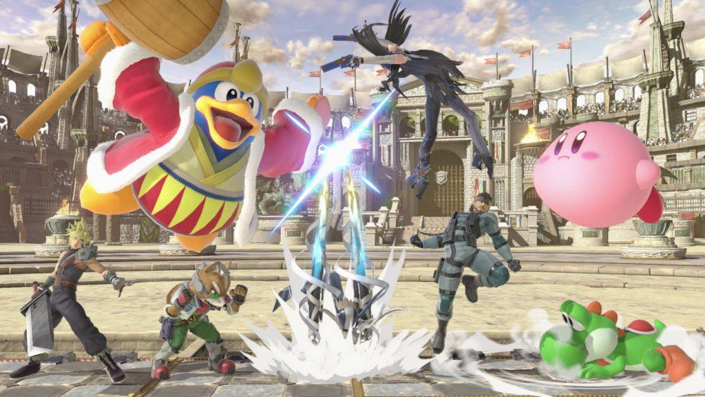 Super Smash Bros: Nintendo censura la bandiera dell'orgoglio trans