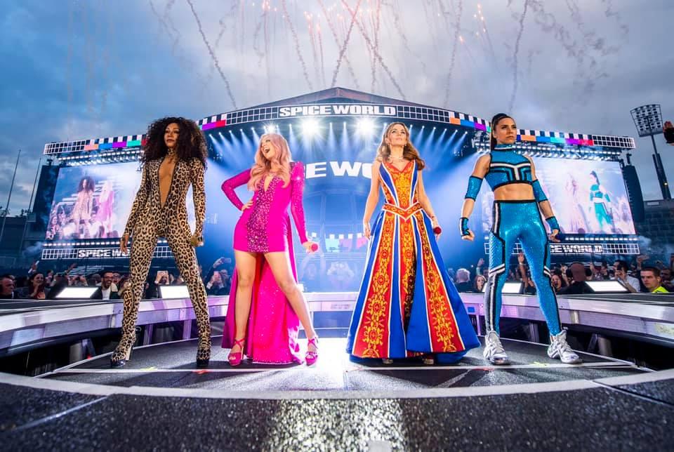 Spice Girls, il reunion tour 2019 dà il benvenuto a ogni genere e sessualità