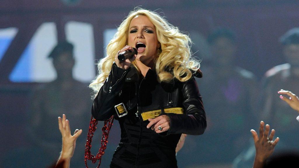 Britney Spears potrebbe non cantare mai più dal vivo