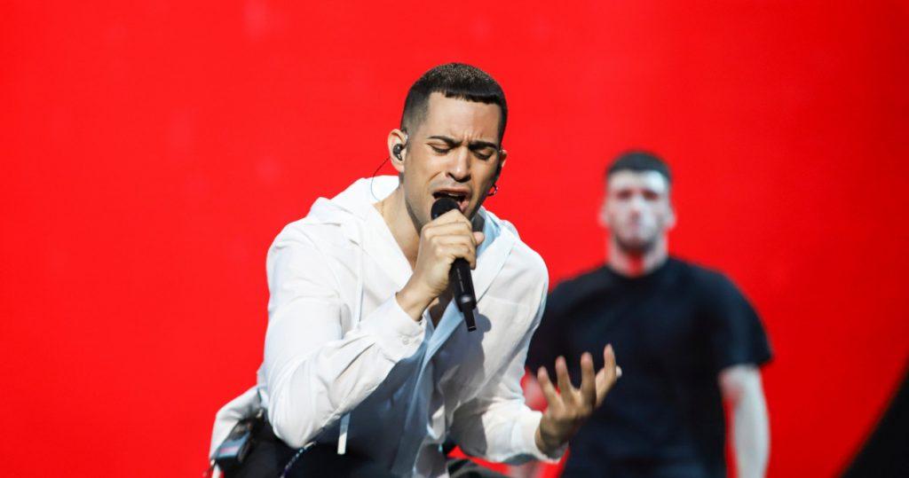 Mahmood è in grande forma vocale nelle seconde prove dell'Eurovision 2019
