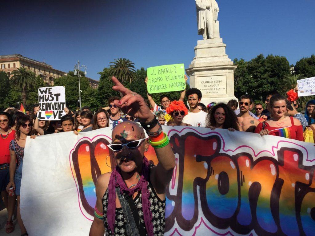Lo strano caso di Ancona, la città dei due Pride