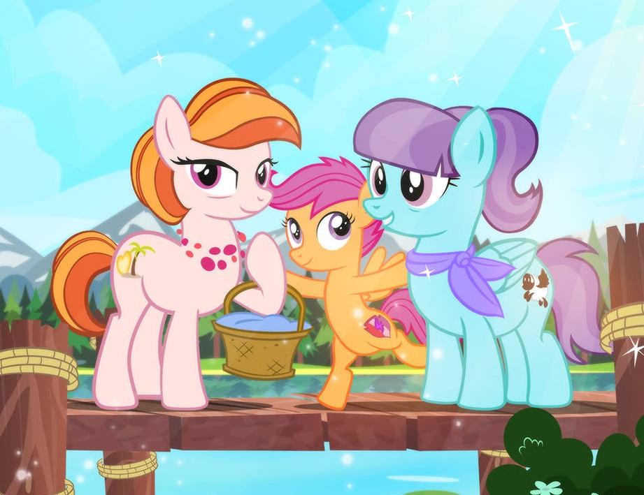 My Little Pony introduce una coppia lesbica nell'ultima stagione