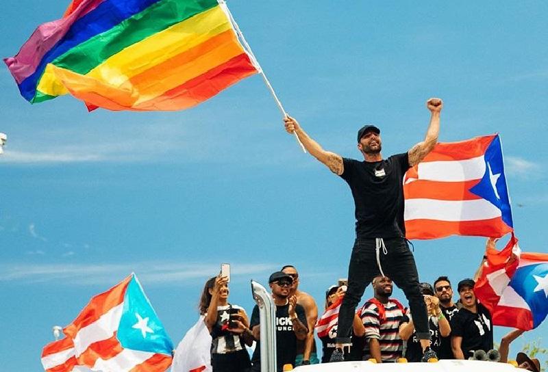 Porto Rico, Rosselló si dimette e Ricky Martin esulta su Instagram