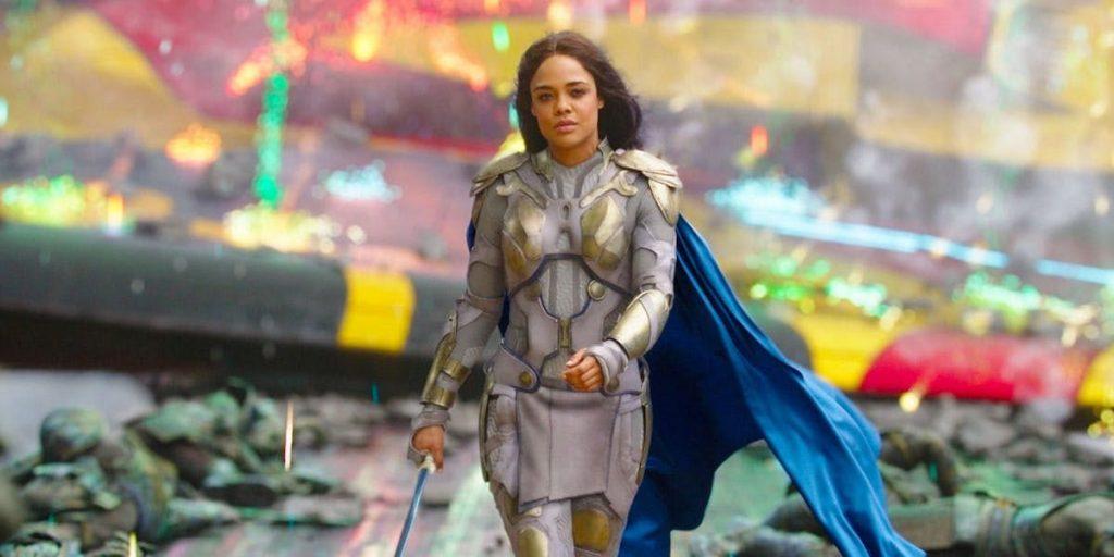 Valkyrie sarà il primo supereroe LGBT della Marvel Cinematic Universe