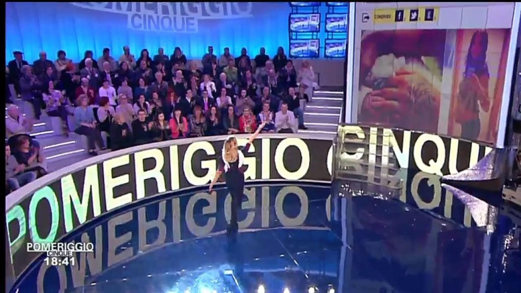 Un porno attore gay nei salotti televisivi italiani