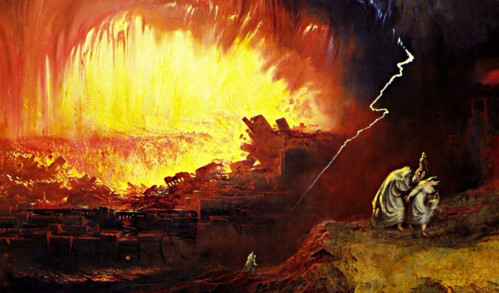 Sodoma non fu distrutta per gli omosessuali ma per la non accoglienza
