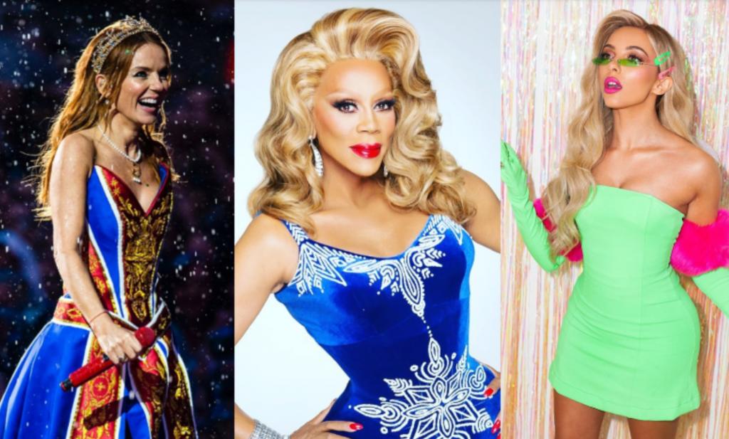 Geri Halliwell e Jade Thirlwall saranno giudici di RuPaul's Drag Race UK