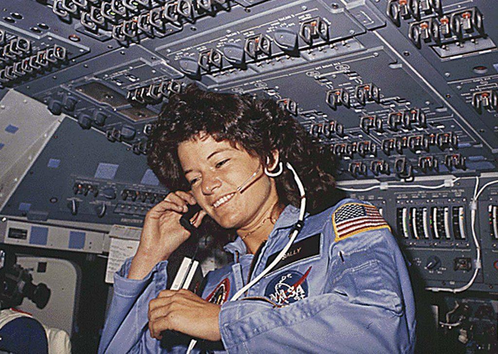 La prima astronauta mandata nello spazio dalla NASA era lesbica