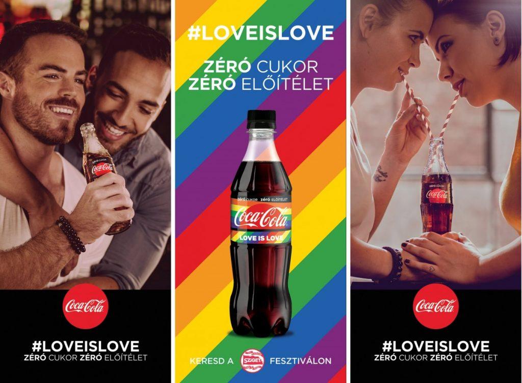 Coca Cola rimuove pubblicità LGBT nell'Ungheria di Orbán