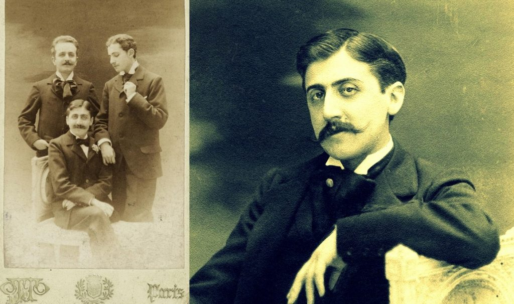 Marcel Proust e la sua omosessualità nascosta in nove racconti inediti