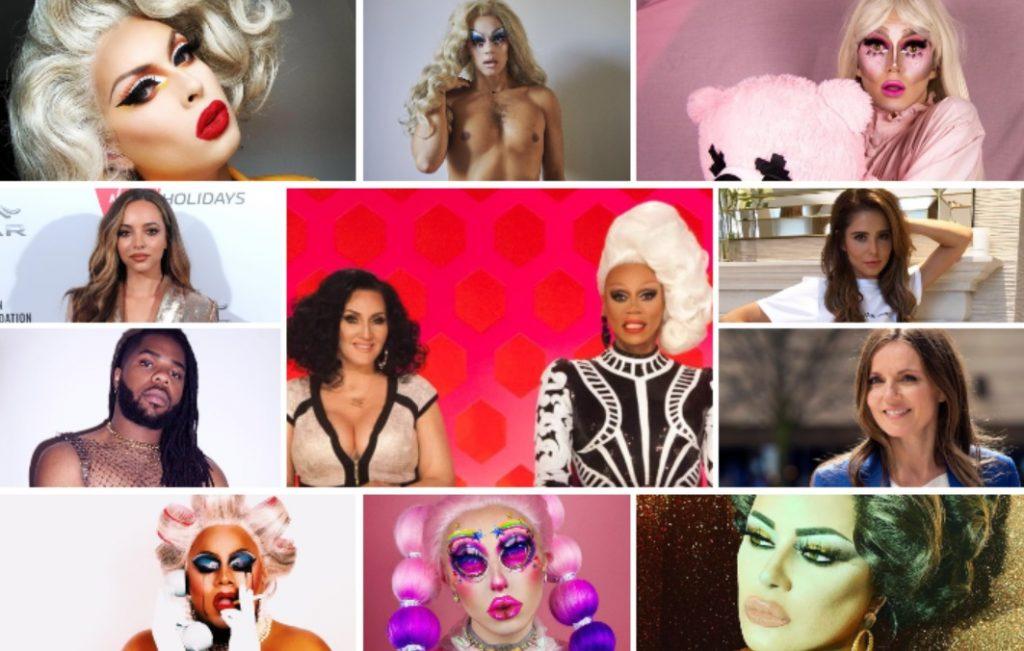 RuPaul's Drag Race UK: il cast della prima edizione europea