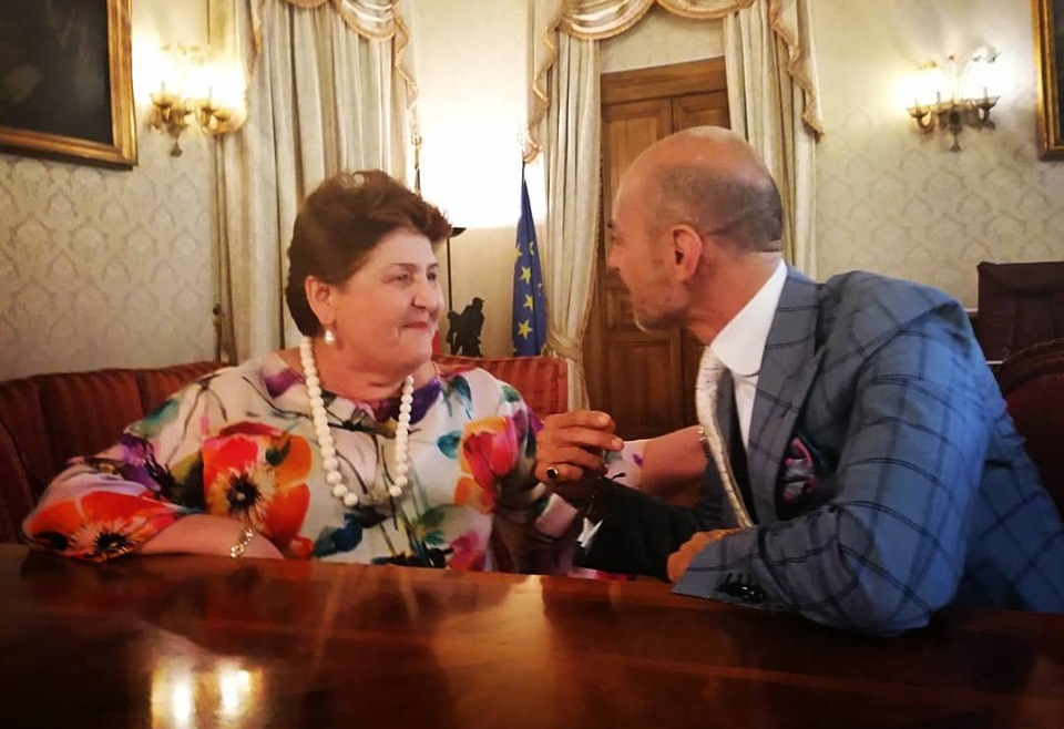 Enzo Miccio incontra Teresa Bellanova al Ministero dopo le polemiche