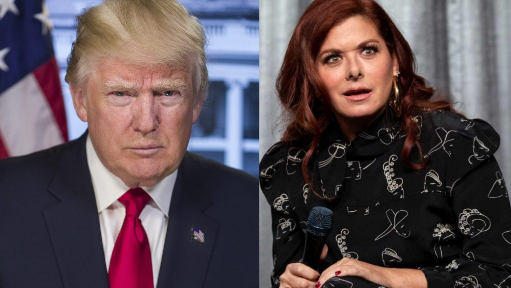 Donald Trump vuole far licenziare la protagonista di Will & Grace