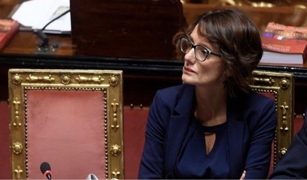 Elena Bonetti e la shade a Simone Pillon: «Il suo ddl? Rimarrà nel cassetto»