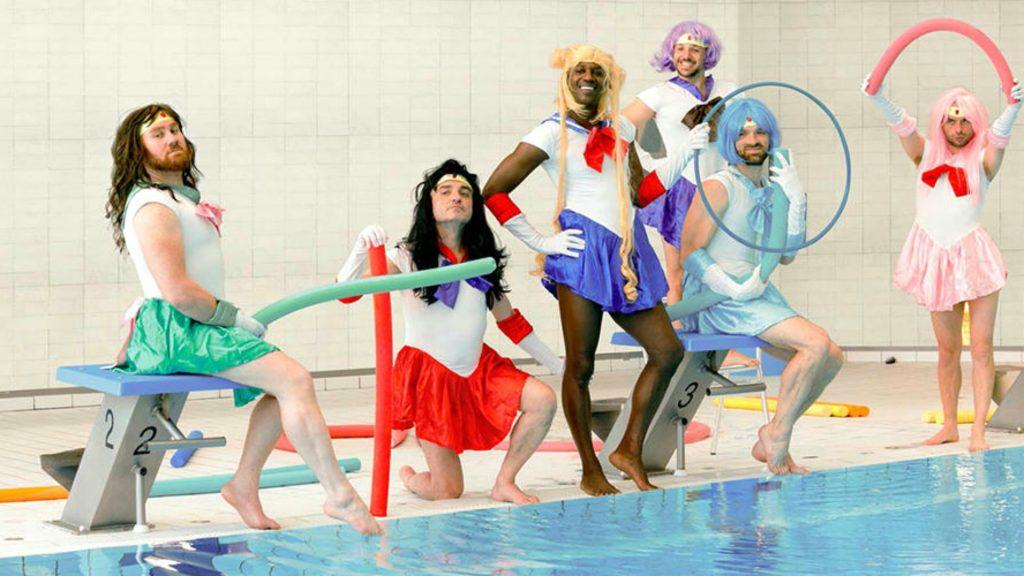 """""""Gamberetti per tutti"""", a novembre una squadra queer di pallanuoto al cinema"""