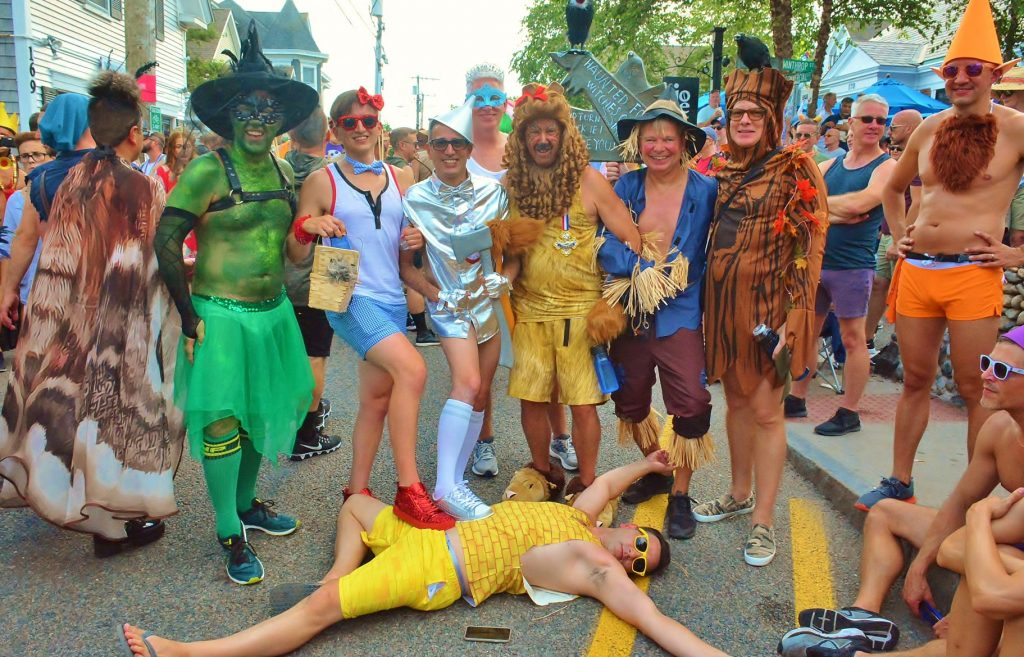 """Provincetown, la città dove il Pride è a tutti gli effetti una """"carnevalata"""""""