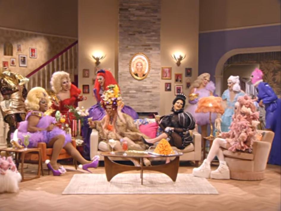 RuPaul's Drag Race UK, guarda il trailer dell'edizione britannica dello show