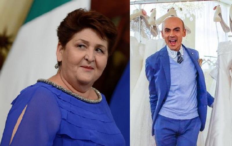 Teresa Bellanova e l'abito blu: Enzo Miccio spegne il body shaming