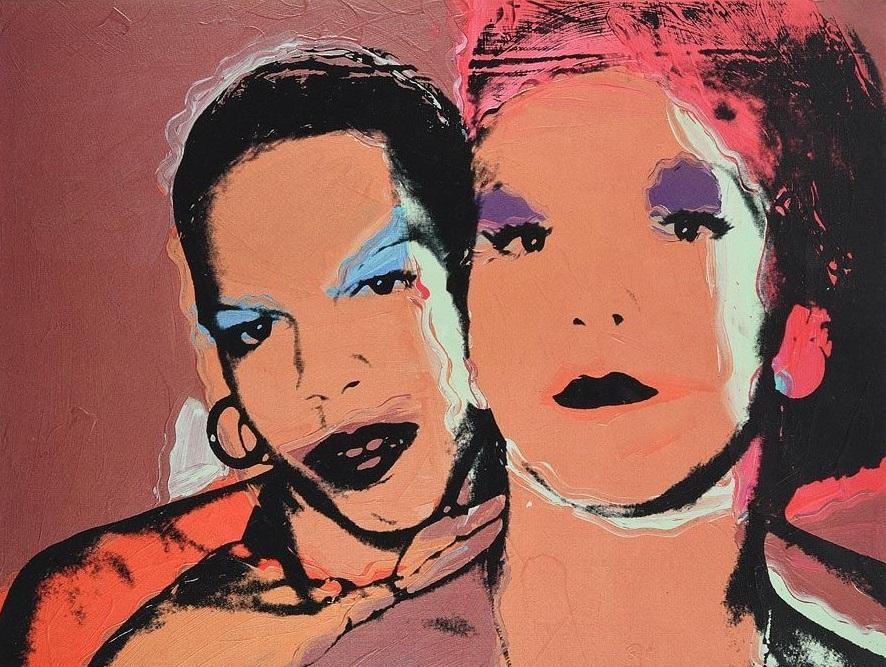 In una mostra di Andy Warhol i ritratti mai esposti di transgender e drag queen