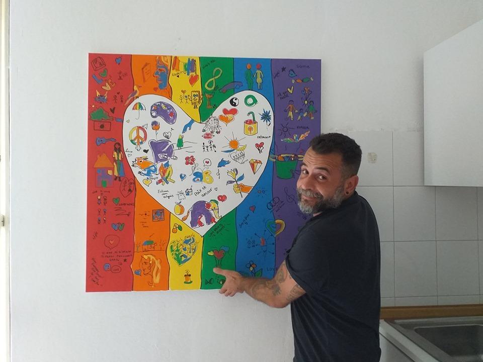 Case rifugio LGBT+, prima tappa: Milano