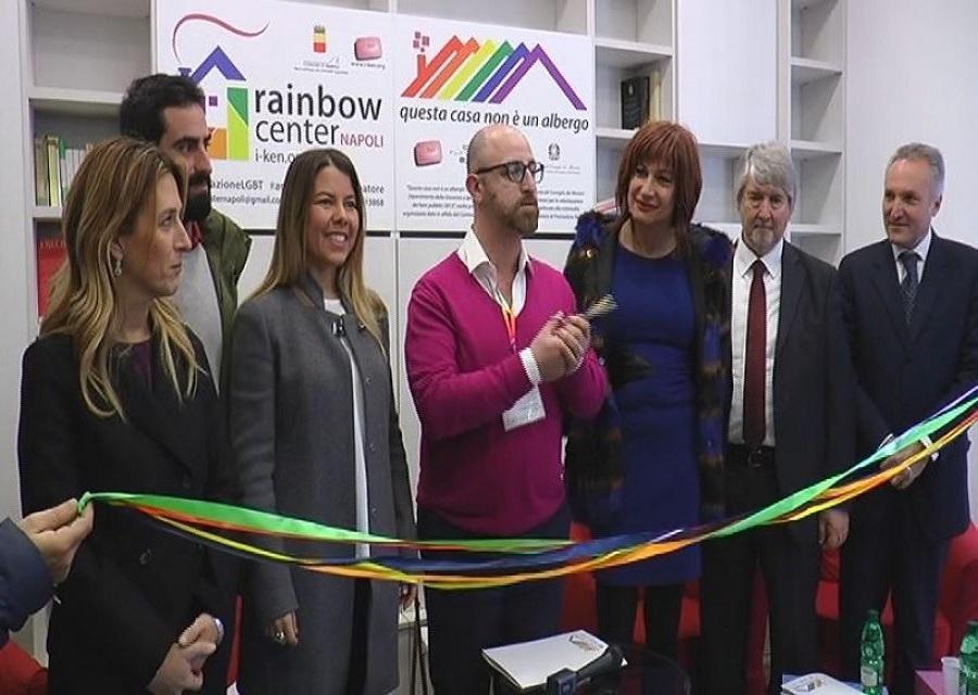 Case rifugio LGBT+, seconda tappa: Napoli