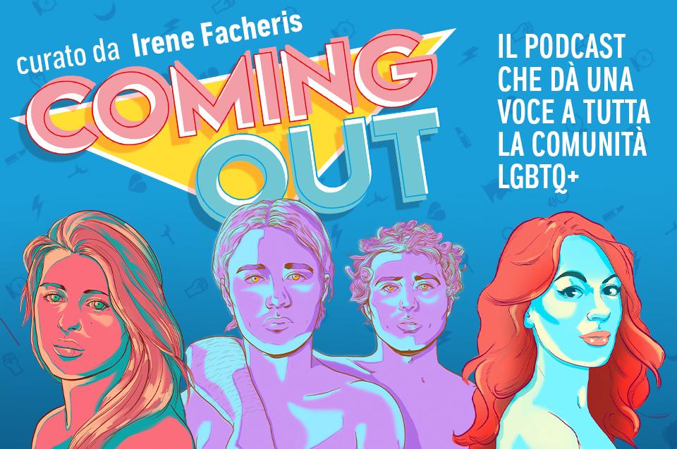 Coming Out: nasce il podcast che racconta storie di ordinario coraggio