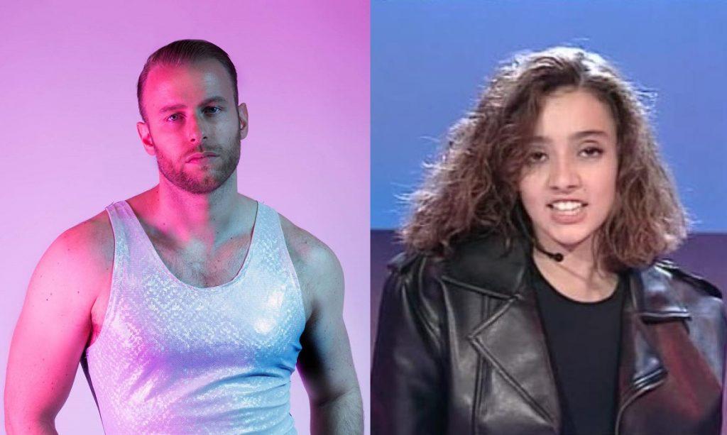 Immanuel Casto ringrazia Ambra Angiolini: «Ho capito di essere gay grazie a lei»
