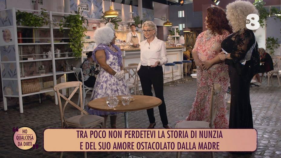 Ho qualcosa da dirti, La Wanda Gastrica rimprovera She Wulva e ringrazia Peperita