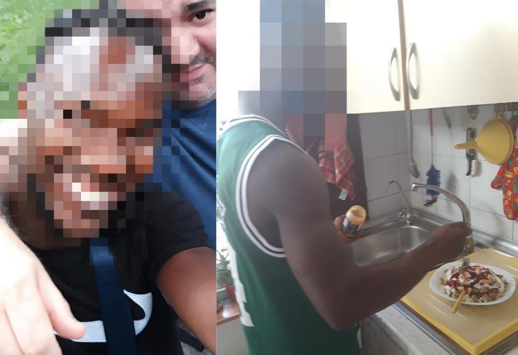 Insultato in un gruppo gay di Facebook per aver pubblicato la foto del fidanzato nero