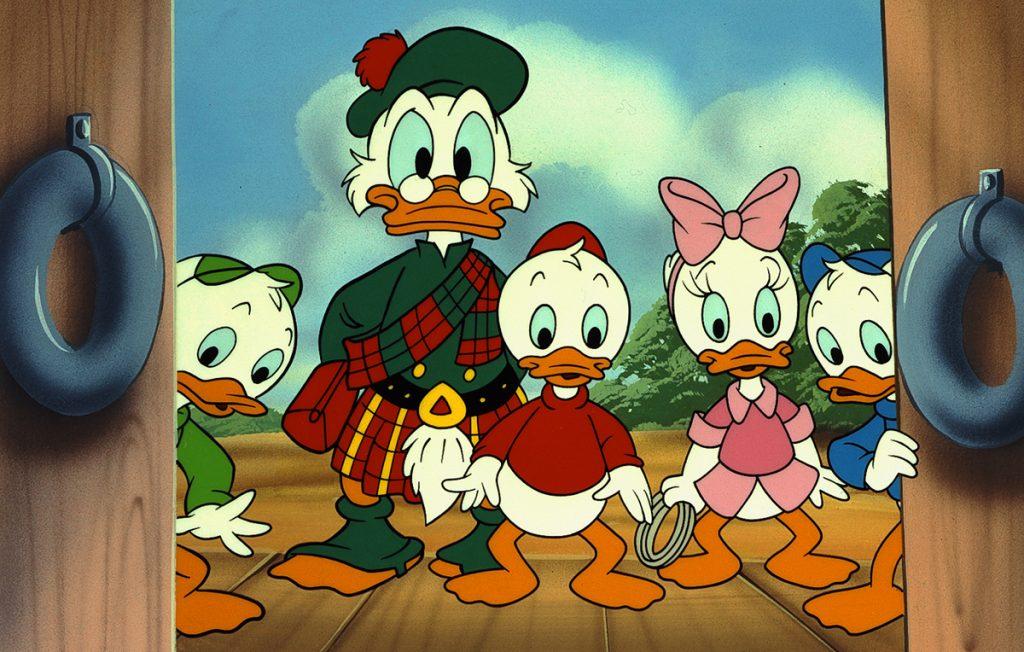 DuckTales, una famiglia con due papà tra le avventure dei paperi