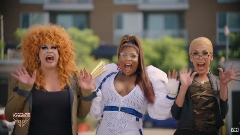 Nina West, Alaska e Peppermint di RuPaul's Drag Race diventano delle Charlie's Angels – Trailer