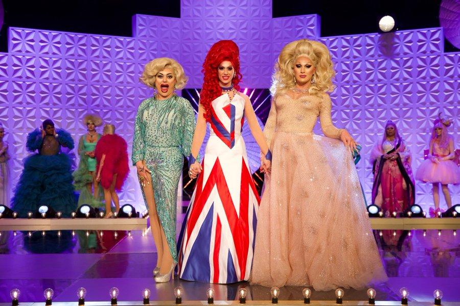 RuPaul's Drag Race UK ha la sua prima vincitrice!