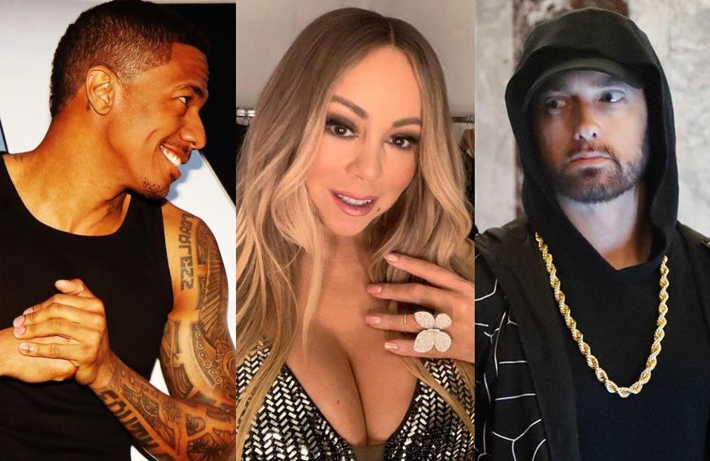 Eminem offende Mariah Carey, l'ex marito replica: «Ho saputo del tuo video porno gay»