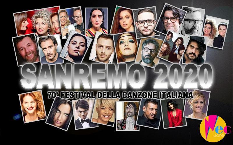 Sanremo 2020: il toto nomi degli artisti in gara tra certezze e speranze